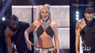 Britney Spears - Work Bitch Live iHeartRadio Music Festival 2016