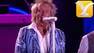 Rod Stewart -  Maggie May - Festival de Viña del Mar 2014 HD