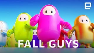 Fall Guys Hands-On at Devolver   E3 2019