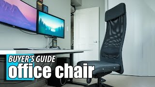 Which Office Chair?  - A Quick Buyer's Guide