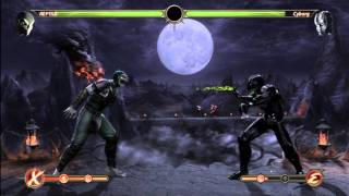 Challenge Tower 226 - Unit 5... Alive Mortal Kombat 9 MK9 MK2011 HD