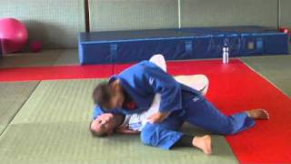 Judo Basics - Kesa gatame escape