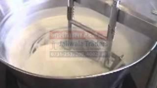 Mava Making Machine 2 - Jaliwala Traders