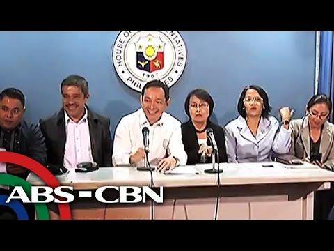 Xxx Mp4 TV Patrol Mga Mambabatas Tutol Na Ipalabas Ang Umano'y Sex Video Ni De Lima 3gp Sex