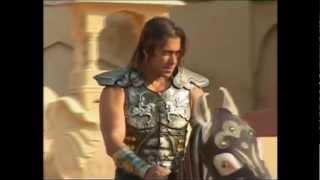 Salman Khan shooting for Veer  Jaipur Rajasthan India