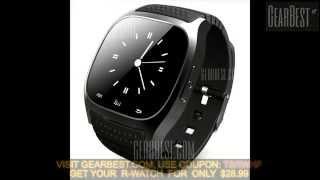 R-WATCH M26 ,LED Bluetooth Watch