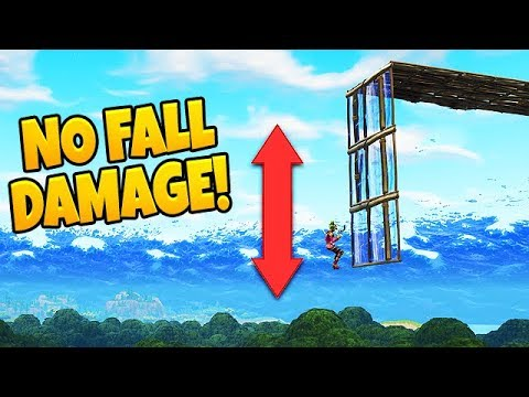 NEW NO FALL DMG TRICK Fortnite Funny Fails and WTF Moments 252 Daily Moments