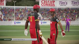 IPL 2017... 17th Match... RCB vs RPS... T20... Live... Don bradman cricket 2017