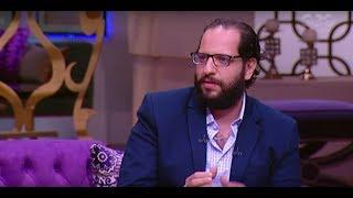 معكم منى الشاذلي | لقاء خاص مع الإعلامي الساخر أحمد أمين ..  مش هتمسك نفسك من الضحك |الحلقة الكاملة
