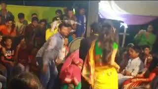 Bangla Biye Bari Dance With Funny Song