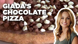 How to Make Chocolate Pizza | Food Network