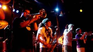 Youngblood brass band @ L