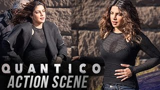 Priyanka Chopra Shoots Bike Stunt & Action Scene For