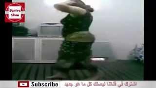 رقص معلاية دقني جسم كبير - رقص بالعباية الشفافة مو طبيعي - رقص سعودي مسرب جديد 2015