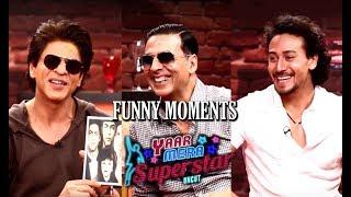 Funny Moments Of Yaar Mera Superstar 2 With Sangeeta
