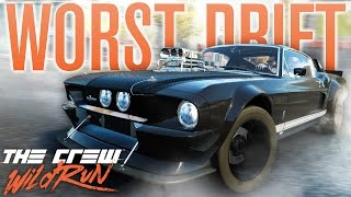 WORST DRIFT CAR EVER?! | The Crew Wild Run Gameplay w/ The Nobeds