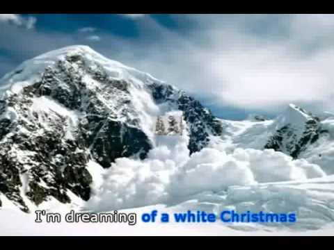 Download Video White Christmas karaoke avi | MusicZone.Lk