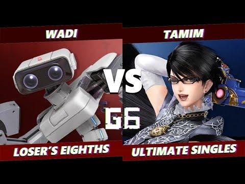 Xxx Mp4 Glitch 6 SSBU WaDi R O B VS EMG Tamim Bayonetta Smash Ultimate Loser S Eighths 3gp Sex
