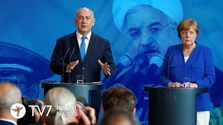 Iran is trying to conquer the Middle East, Netanyahu warns - TV7 Israel News 05.06.18