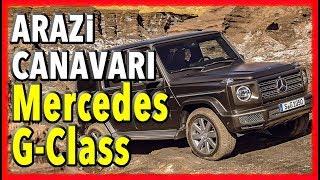 2018 Mercedes G Serisi haber ve ilk tanıtım videosu
