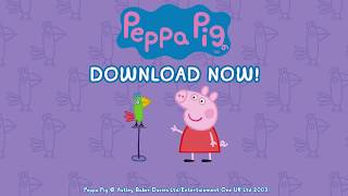 Peppa Pig - Polly Parrot (new app!)