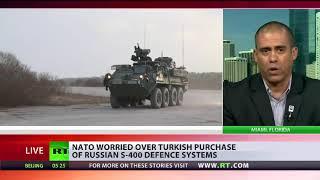 Turkey S-400 Russian deal debate on RT News