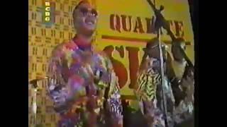 Concert de Wenge Musica BCBG 4x4 au Grand Hotel de Kinshasa en 1994
