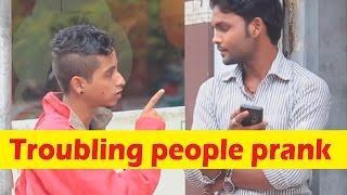 Epic Troubling Prank in india | Super Desi Pranks