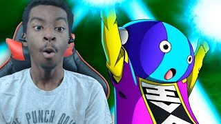 HE BANISHED HIM TO THE SHADOW REALM! Dragon Ball Super Episode 108 LIVE REACTION!