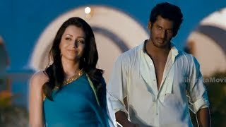 Vetadu Ventadu Movie Video Songs - Vennellona Aduthunna Song - Vishal, Trisha