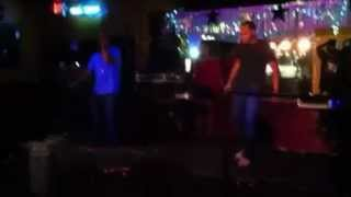 MaGzBx and NovPesci performing the Bad Bitches Only Remix at Boomers Pt. II
