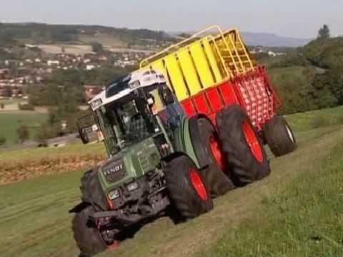 Ciągniki traktory sadownicze rolnicze FENDT 200 traktor ciągnik 206 do ogrodu