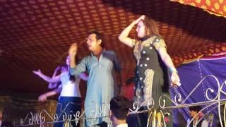 Jahangir khan Pashto stage show askeri park eid day karachi 2016