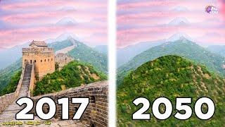 10 أماكن شهيرة عليك زيارتها قبل ان تختفي من العالم !