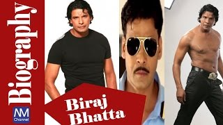 Biraj Bhatta Biography || Nepali Actor Biography || Nepali Movies Channel