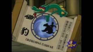 Shen Gong Wu - Crouching Cougar