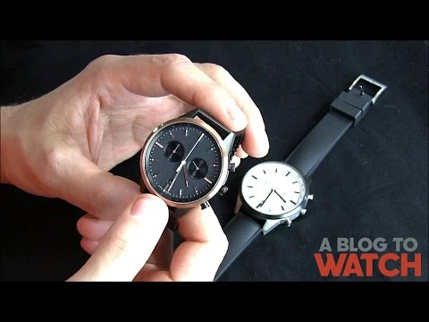 Uniform Wares C41 Chronograph Watch Review   aBlogtoWatch