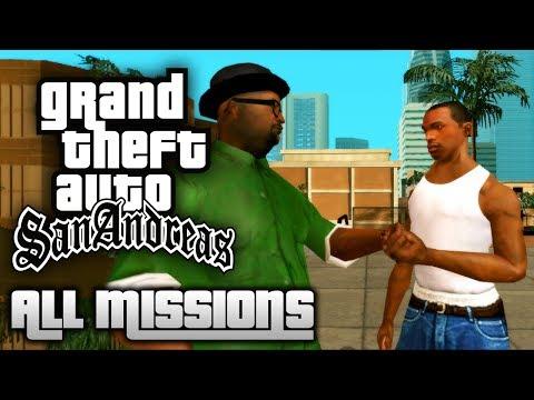 Xxx Mp4 GTA San Andreas All Missions Walkthrough 1080p 50fps 3gp Sex
