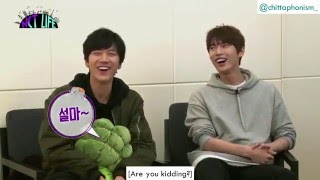 [Eng Sub] How NCT and SMRookies join to SMtown