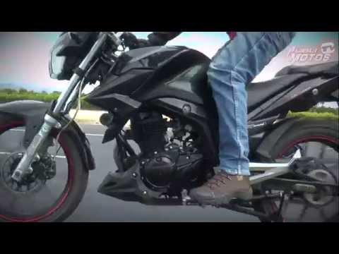 Video comparativo Motos 150cc Sport