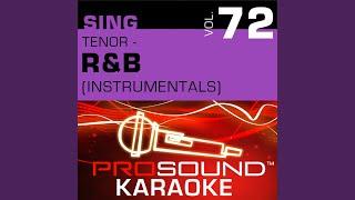 Love Of My Life (Karaoke Instrumental Track) (In the Style of Donny Osmond & Jim Brickman)