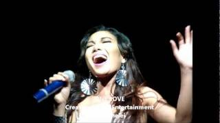 LOVING YOU (Minnie Riperton) - Jonalyn Viray (with whistle) Live One Love Concert