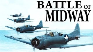 Battle of Midway in Color | World War 2 in the Pacific | Documentary | 1942