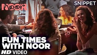 Fun Times With Noor | Snippet | Sonakshi Sinha | Sunhil Sippy | T-Series