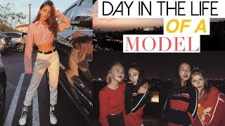 Day in the Life of a Model   Nil Sani