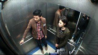 ماذا فعل الشاب بفتاة فى المصعد