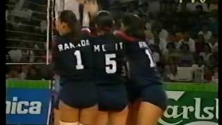 1995 Southeast Asian Games: Thailand vs. Philippines