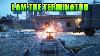 I Am The Terminator   Battlefield 1 Squad Up