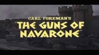 The Guns of Navarone (1961) - Original Trailer