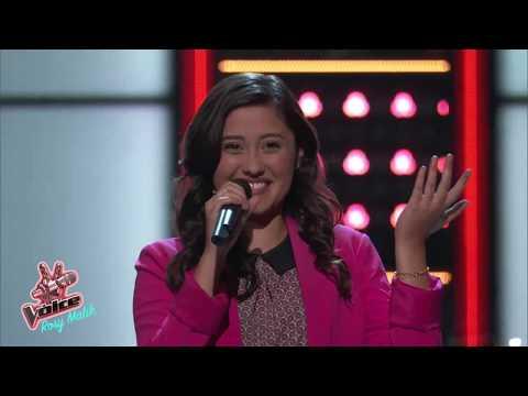 "The Voice Season 14 - LIVIA FAITH- Singing ""DREAM A LITTLE DREAM OF ME""  Blind Audition 2018 Full."